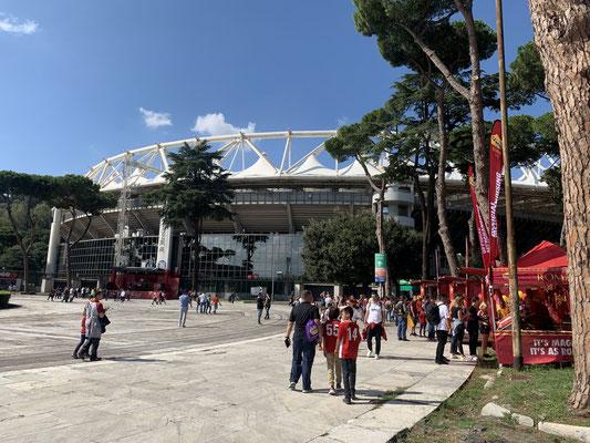 Stadium Olimpico, AS Roma  [Rome, 2019]