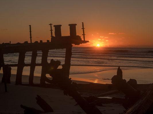 Maheno wreck, Fraser Island [Australia, 2018]