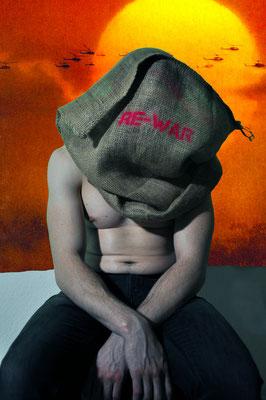 RE-WAR - Bekennerbild Variante - Sebastian K König / Lea Walloschke / sagardía