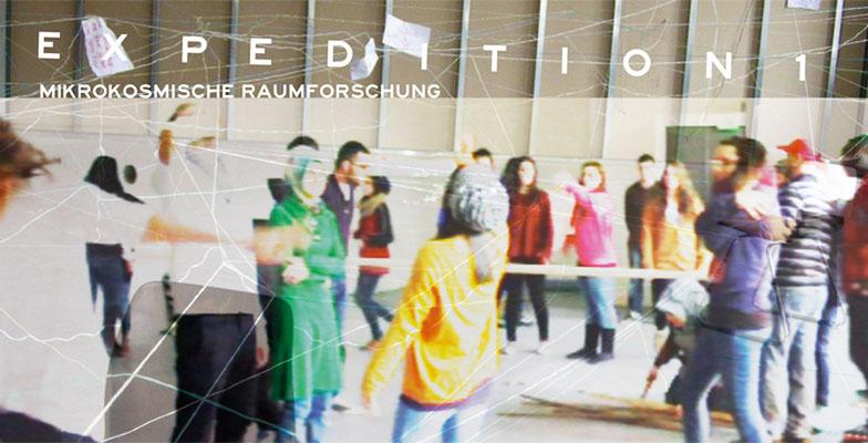 Expedition I / Institut für Mikrokosmische Raumforschung / Schulprojekt / Lehrtätigkeit