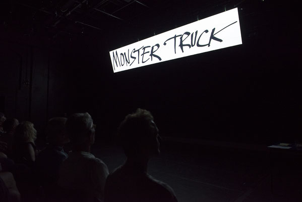Display! / Performance / Monster Truck / Theater Rampe Stuttgart