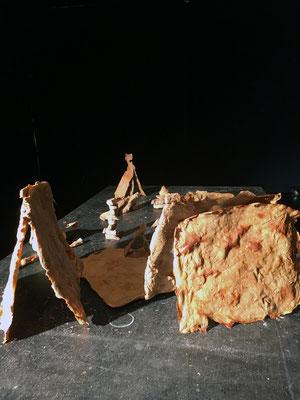 BACKSHOP - BACKLANDSCHAFT - Flausen Residenz - König / Dargies / Gerst / Sobottka
