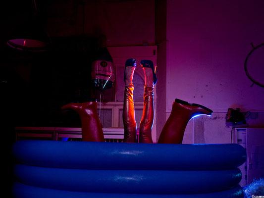 Nixen Reloaded / KOIKATE / Lisa Scheibner /  Regie - Sebastian K. König / Fotografin - Susanna Alonso