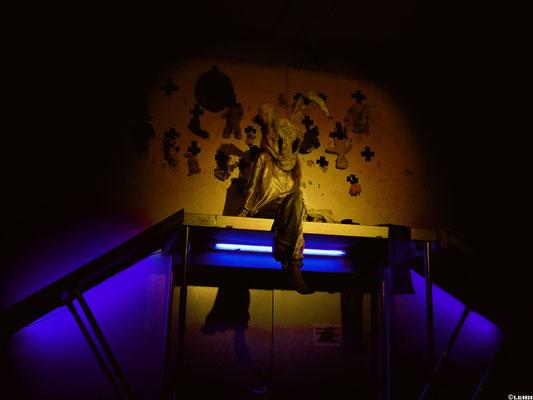 Nixen Reloaded / KOIKATE / Lea Walloschke  /  Regie - Sebastian K. König / Fotografin - Susanna Alonso