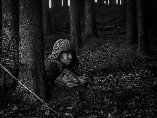 Bastogne 2016 - Reenactment - Triple-A living History Group