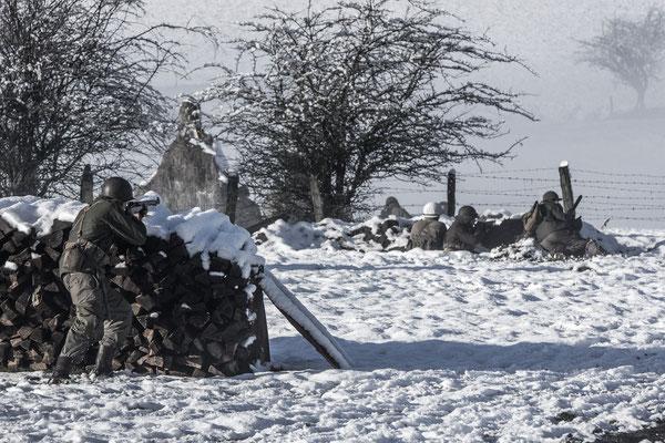 Bastogne 2014 - Reenactment