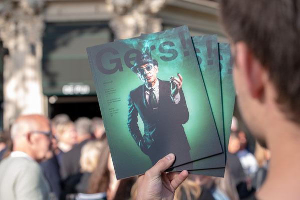 Gers Release @ De Pui
