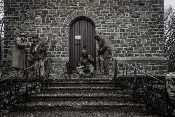 Bastogne 2013 - Reenactment
