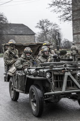 Bastogne 2013 - Reenactment - MP