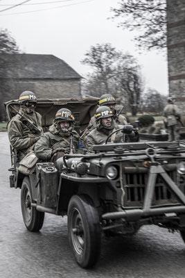 Bastogne - Nuts weekend 2013 - Reenactment - MP
