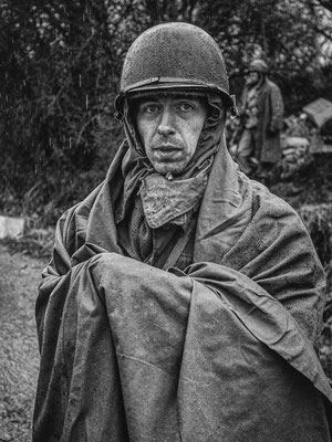 Bastogne 2019 - Reenactment - The Replacements