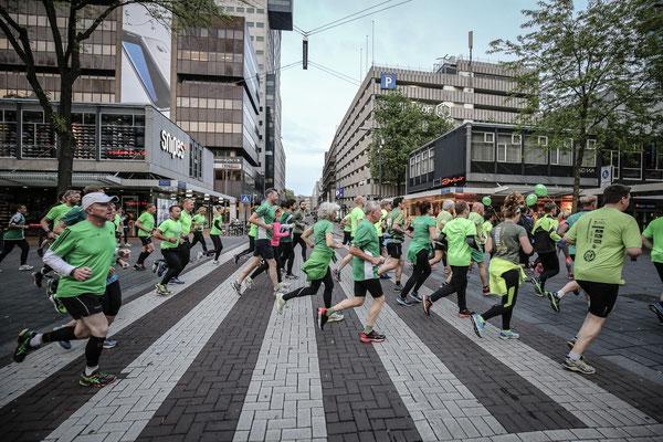 Rotterdam viert de stad