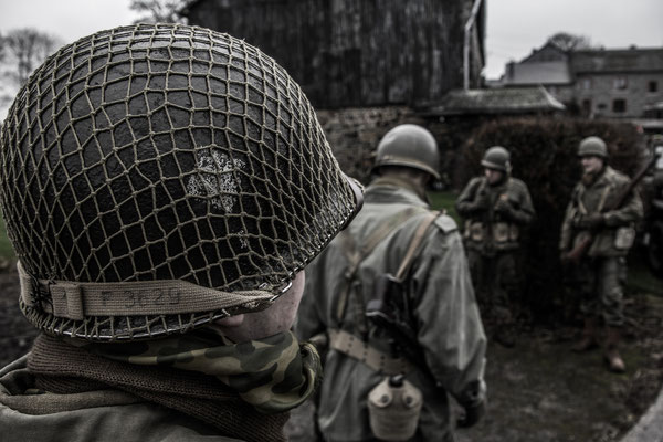 Bastogne - Nuts Weekend 2013 - Reenactment - F3629
