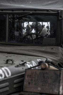 Bastogne - Nuts weekend 2013 - Reenactment