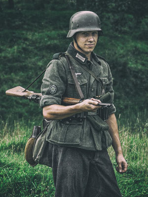 World War Two Re-enactment - Borlo 2021