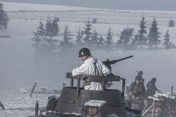 Bastogne - Nuts weekend 2014 - Reenactment