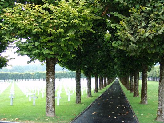 Cimetière américain de Romagne-sous-Montfaucon - Site de Mémoire de la Grande Guerre