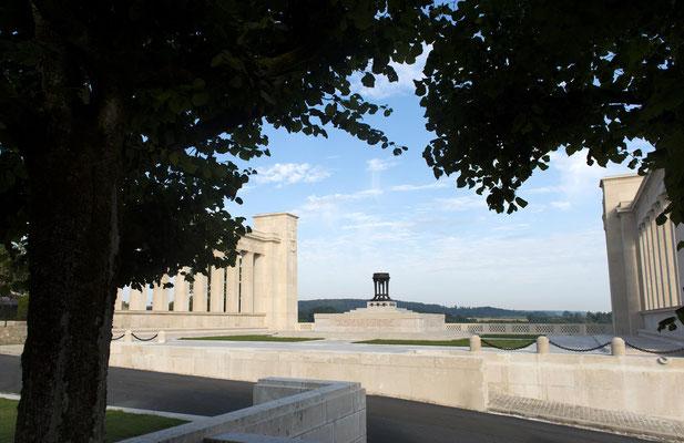 Monument americain aux morts de Pennsylvanie - Meuse