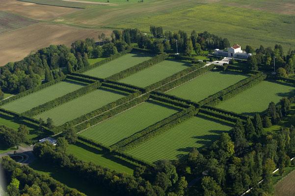 Cimetière américain de Romagne-sous-Montfaucon - Meuse