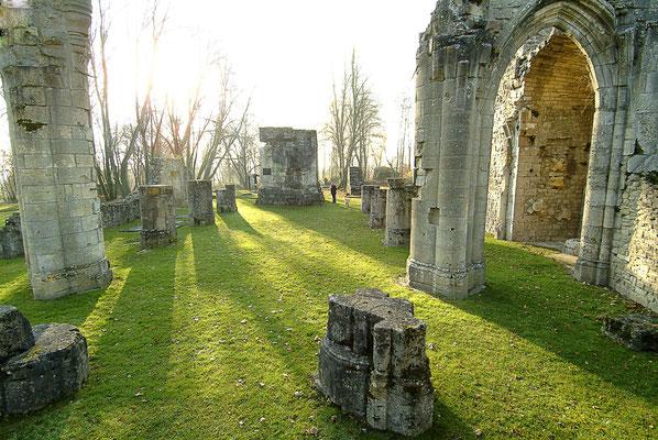 Ancienne église de Montfaucon-d'Argonne