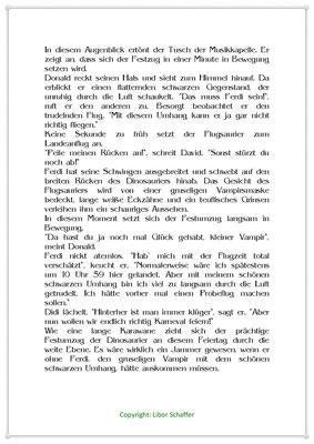 Karneval im Land der Dinosaurier, Eine Karnevalsgeschichte für Kinder, Seite2