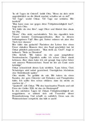 Oskar, der Meisterzeichner, Eine Ostergeschichte für Kinder, Seite 2