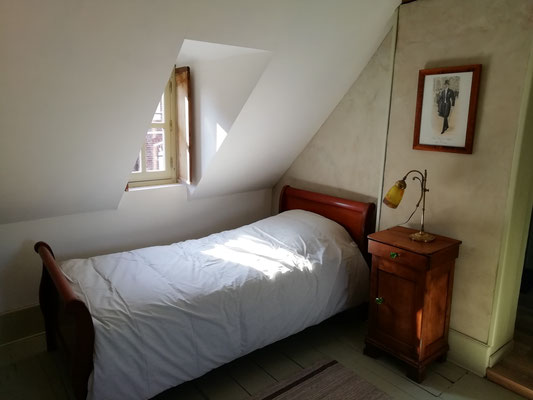 la petite chambre traversante (1personne)
