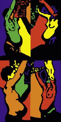 "KunstBEGEGNUNG: ""Big Pictures"" Bild/Serie 2010"