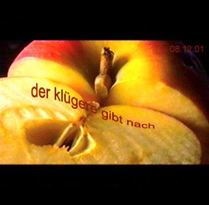 """KunstBEGEGNUNG: """"Advent"""" Mailaussendung/Serie 2001"""