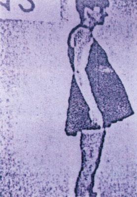 "KunstBEGEGNUNG: ""pregnant"" Fotografie/Kopienbild/Serie  1999"