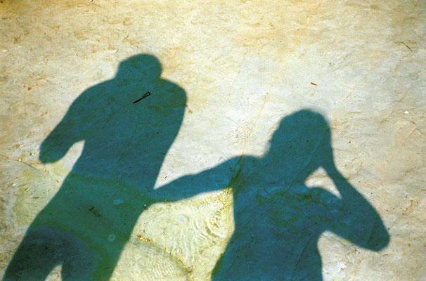 """KunstBEGEGNUNG: """"Schatten über Malta"""" Fotografie/Serie 1999"""