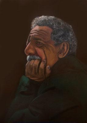 """""""Memoria"""" - 2009 - Olio su tela - 70x50 cm. - Collezione privata"""
