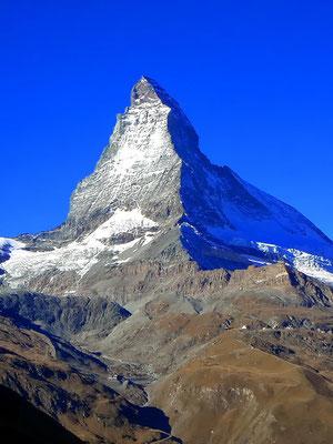 Matterhorn auf 4478 m ü. M.