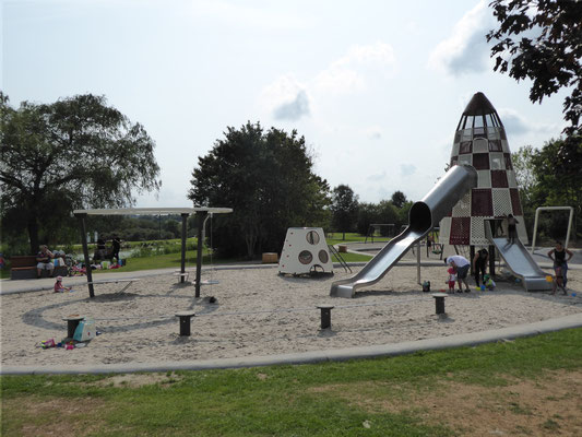 Raketenspielplatz