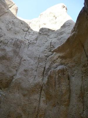 Innenaufstieg Kletterbaum