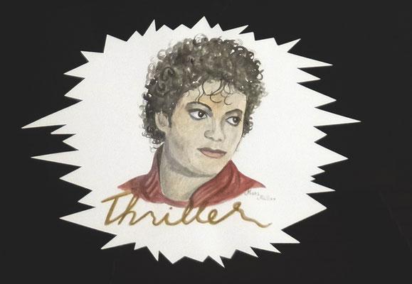 Mats Müller, Thriller, 30x21cm