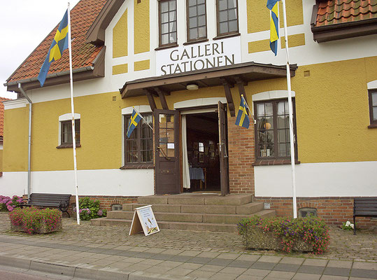Galleri Stationen i Mölle 2009 -01