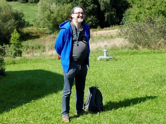 Martin Sigl Vorstandsvorsitzender der LBV Kreisgruppe Deggendorf.