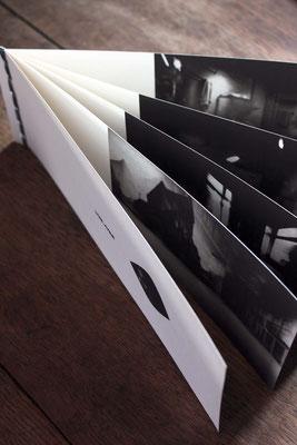 """""""l'oeil aviné"""" - présentation d'une série de sténopés - édition à 5 exemplaires"""