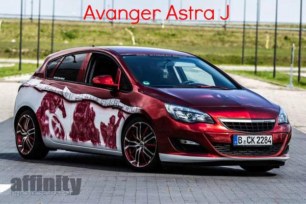 Avanger Astra J