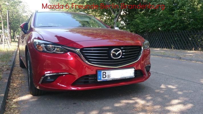 Mazda 6 Freunde Berlin-Brandenburg