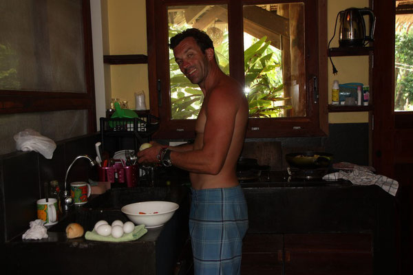 Dani de retour en cuisine !