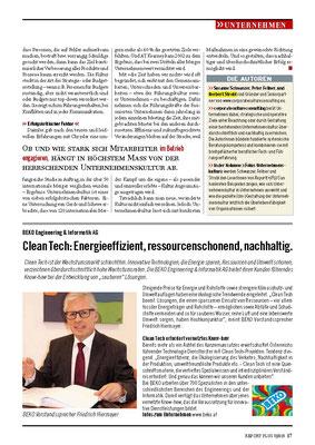 Kommentar im Rahmen von CCC im Report(+)PLUS 05/2013_Seite 2