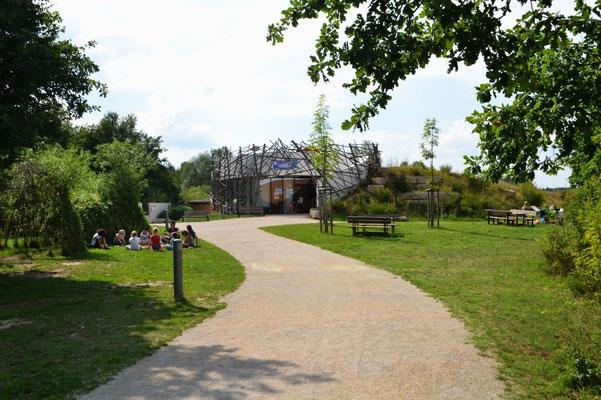 Die LBV Umweltstation am Rothsee.