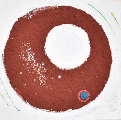 bulles de sables, 20 x 20 cm, 2015, 21 euros