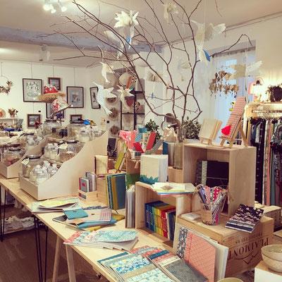 """boutique de créateurs, artistes et artisans """"Le grand bain"""", 12 rue Loquin, 64500 Saint-Jean-de-Luz"""