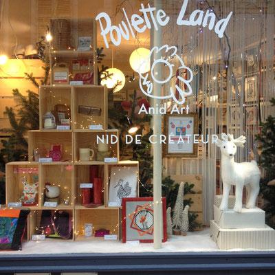 boutique Poulette Land, 12, rue bernadotte Pau