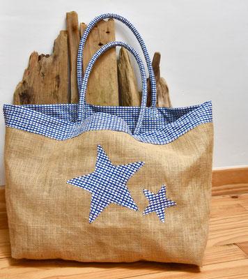 grand sacàtou, création textile Marie Donnot, atelier idéEphémère, 64260 Bielle