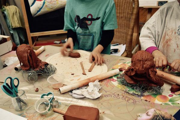 atelier terre d'argile, atelier idéephémère, 64260 Bielle