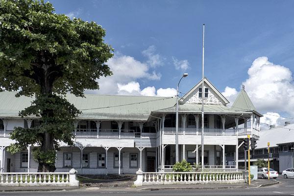 Ehemaliges deutsches Gerichtsgebäude in Apia